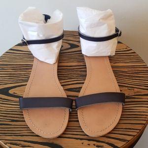 Old Navy Ankle Strap Sandals